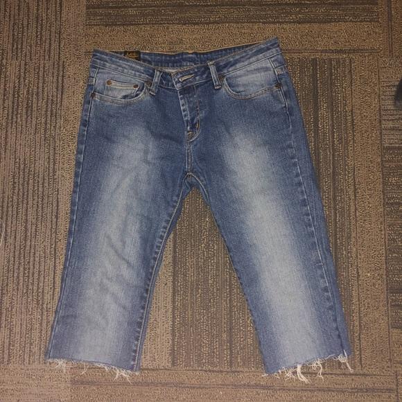 27de55d1 Lee Pants | Capris Jeans | Poshmark